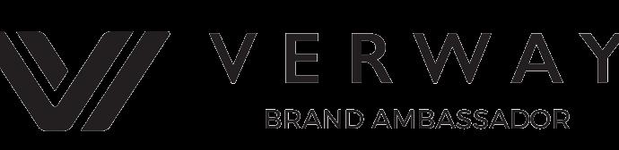 Verway Brand Ambassador